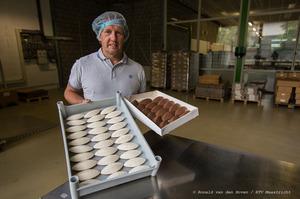 koekjesfabriek Royale KLM Koekjes_Ronald van den Hoven / RTV Maastricht.