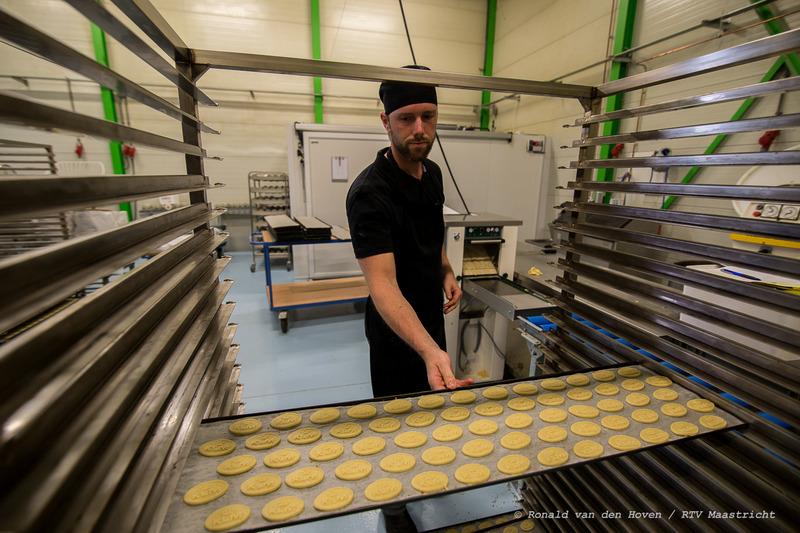 koekjesfabriek Royale KLM Koekjes-2_Ronald van den Hoven / RTV Maastricht.