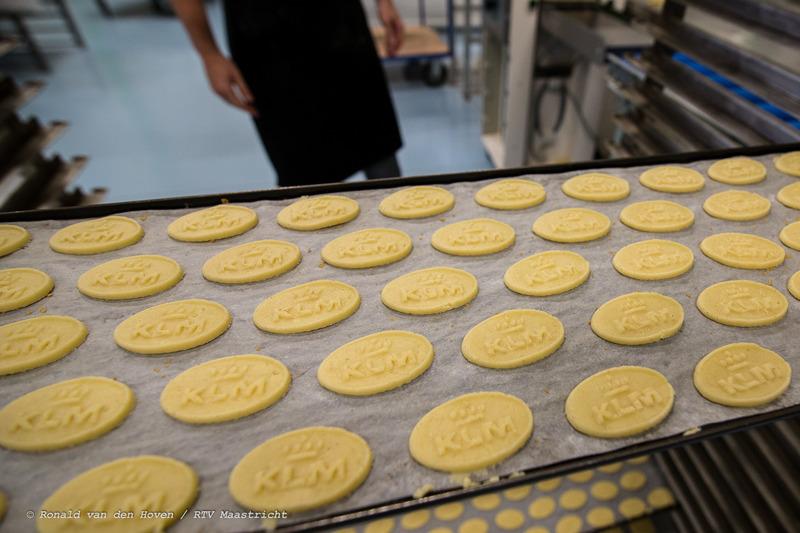 koekjesfabriek Royale KLM Koekjes-3_Ronald van den Hoven / RTV Maastricht.