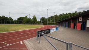 Bewoners azc Sint Pieter maken sportend kennis met wijk