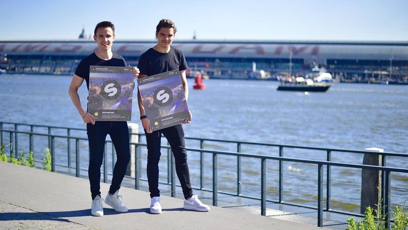 Lucas&Steve Goud  credit Coen van Tartwijk