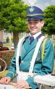 Roel Paats Nederlands kampioen