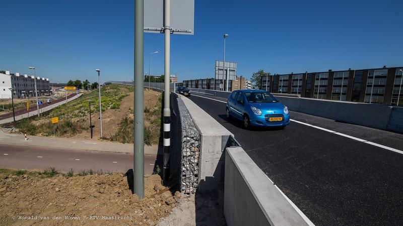 viaducten open noorderbrug-2_Ronald van den Hoven / RTV Maastricht.