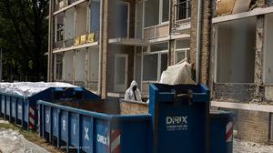 Asbest_Ronald van den Hoven / RTV Maastricht.