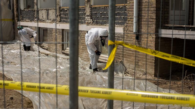 Asbest-2_Ronald van den Hoven / RTV Maastricht