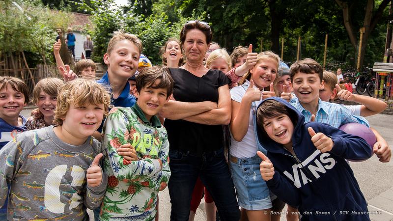 leraren staken_Ronald van den Hoven / RTV Maastricht
