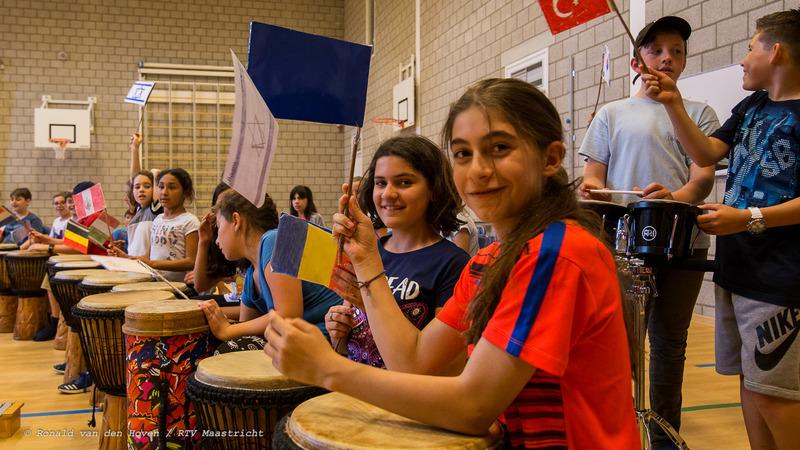 UWC muziekshow_Ronald van den Hoven / RTV Maastricht