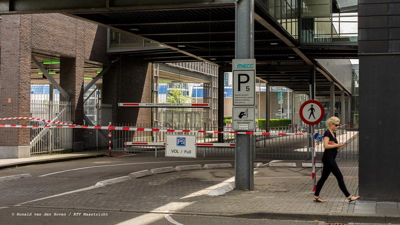 parkeren MECC P5_Ronald van den Hoven / RTV Maastricht