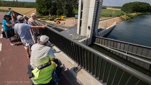 sluisdeur Borgharen kapot_Ronald van den Hoven / RTV Maastricht