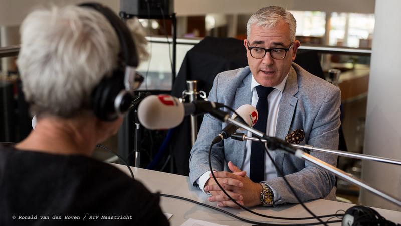 Jim Janssen radio_Ronald van den Hoven / RTV Maastricht.