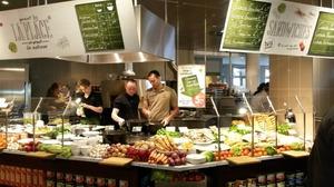 Restaurant La Place op Vrijthof?