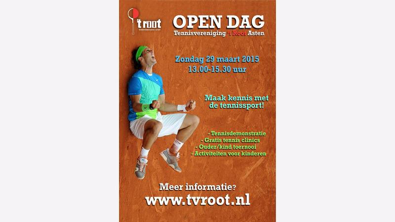 Open tennismiddag 't Root