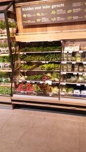 Primeur voor nieuwe AH-filiaal: groenteverneveling