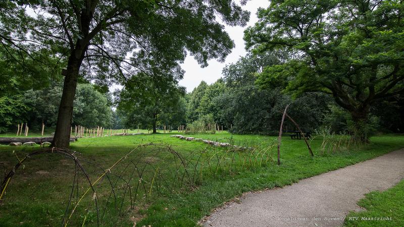 De Romein speelplaats natuurspeeltuin_Ronald van den Hoven / RTV Maastricht.