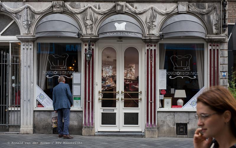 restaurant Bouchon D'en Face_Ronald van den Hoven / RTV Maastricht.