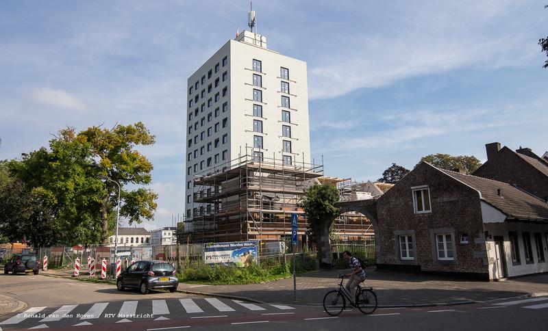 polvertorenstraat stadsvilla's_Ronald van den Hoven / RTV Maastricht.