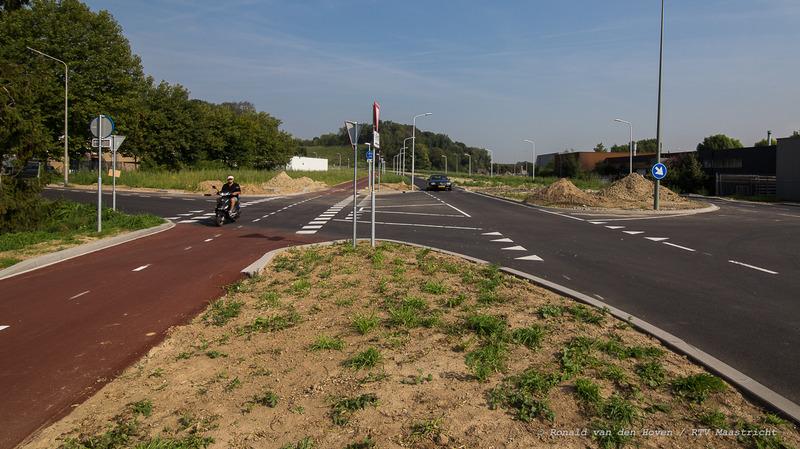 kruising sandersweg_belvederelaan_Ronald van den Hoven / RTV Maastricht.