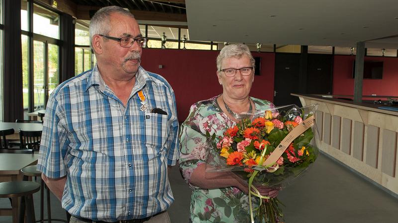 Koninklijke onderscheiding voor Wim Vaes (+ VIDEO)