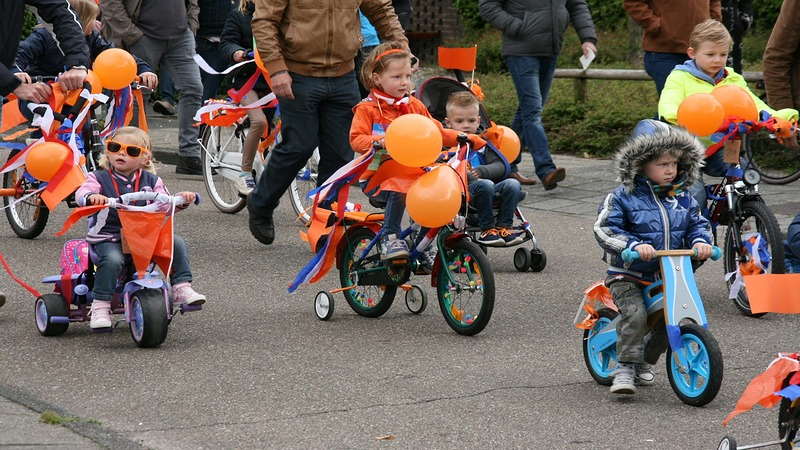 Koningdag in Someren-Eind