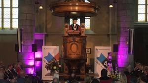 Rector UM wint prestigieuze prijs