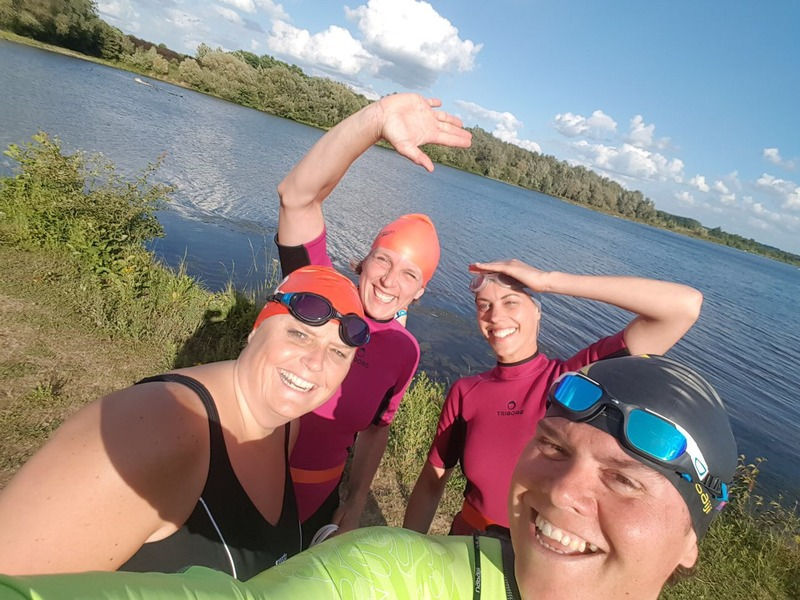 open water event