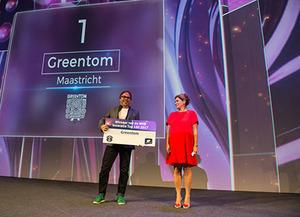 Greentom eerste bij MKB Top 100-verkiezing