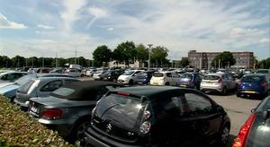 Betaald parkeren bij Universiteit Maastricht