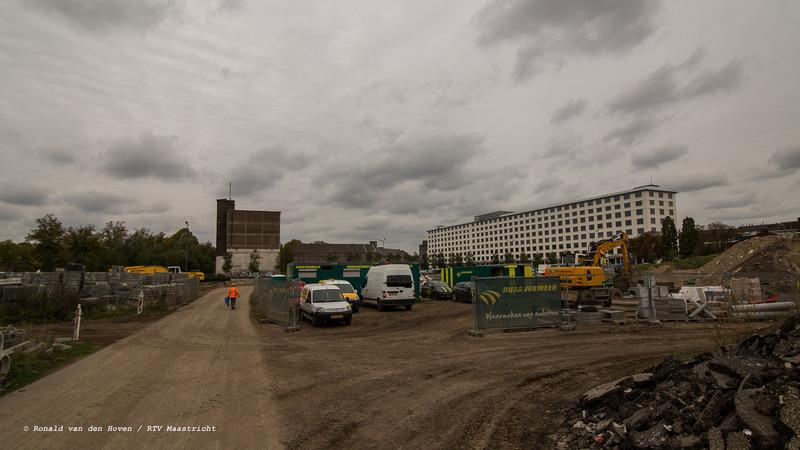 Sphinxskwartier nieuwe huizen_Ronald van den Hoven / RTV Maastricht.