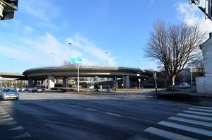 Stukken van Bosscherweg en Frontensingel afgesloten