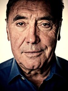 Eddy Merckx naar Maastricht