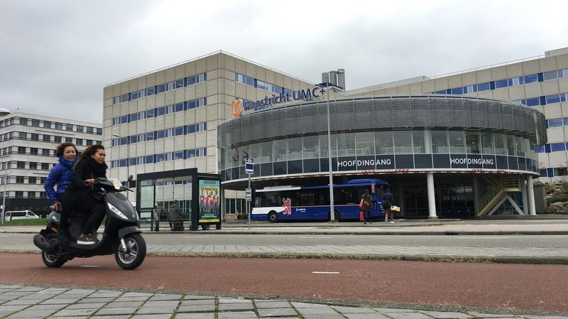 MUMC+ Ziekenhuis, Igor Heemels / RTV Maastricht.