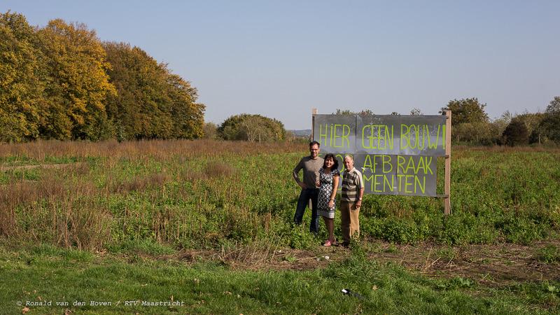 bouwplannen Ravelijn_Ronald van den Hoven / RTV Maastricht.