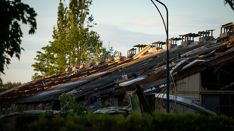 Ravage na tornado in Heusden is groot (+ VIDEO + AUDIO)
