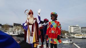 Voorbereiden op intocht Sinterklaas