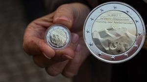 Maastrichtse twee-euro munt binnen dag uitverkocht