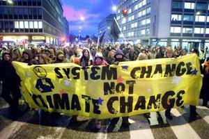 Met de bus vanuit Maastricht naar de klimaattop in Bonn