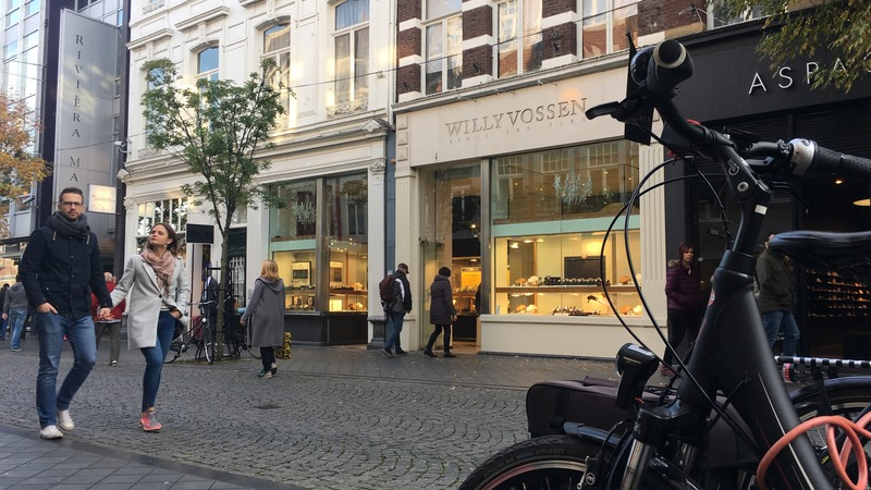 Juwelier Willy Vossen exterieur