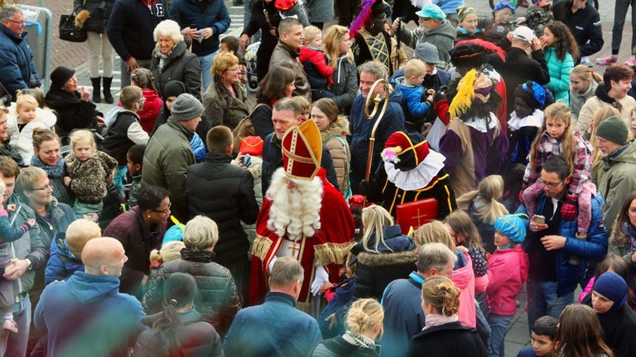 Burgemeesters organiseren tekenwedstrijd Sinterklaas - Regio TV De Bilt