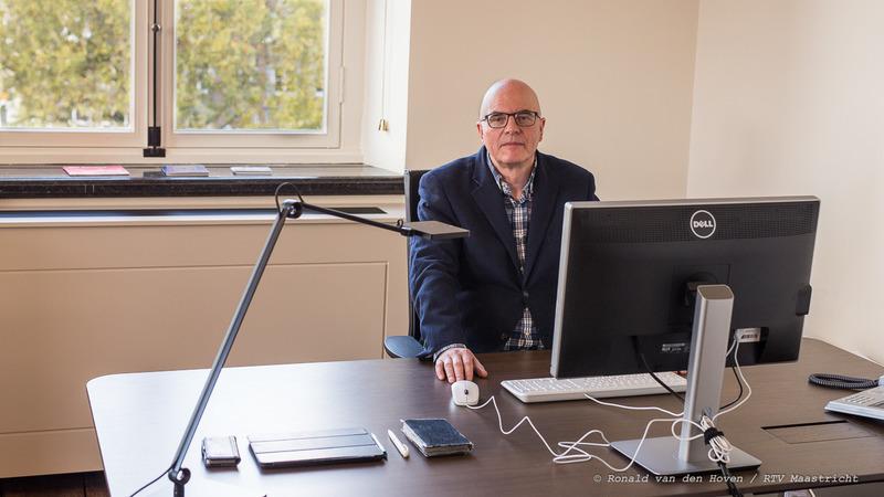 wethouder_Jack Gerats_Ronald van den Hoven / RTV Maastricht.