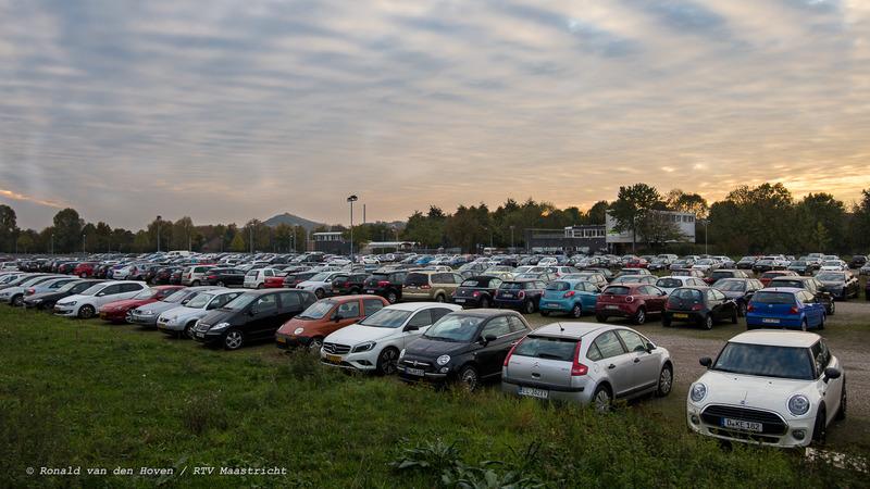 parkeerplaats_Sorbonnelaan_Ronald van den Hoven / RTV Maastricht.