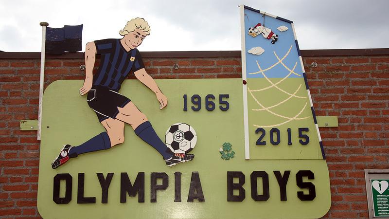 Jubileumreceptie Olympia Boys vijftig jaar