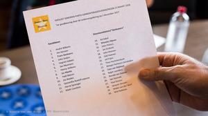 kieslijst senioren partij_Ronald van den Hoven / RTV Maastricht.