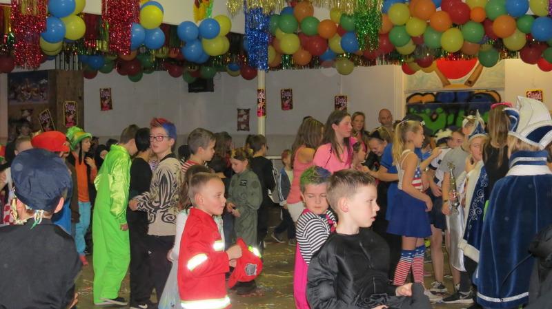 Carnaval basisschool