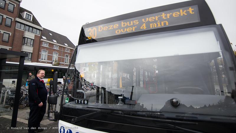 lijn 30 naar vliegveld_Ronald van den Hoven / RTV Maastricht.