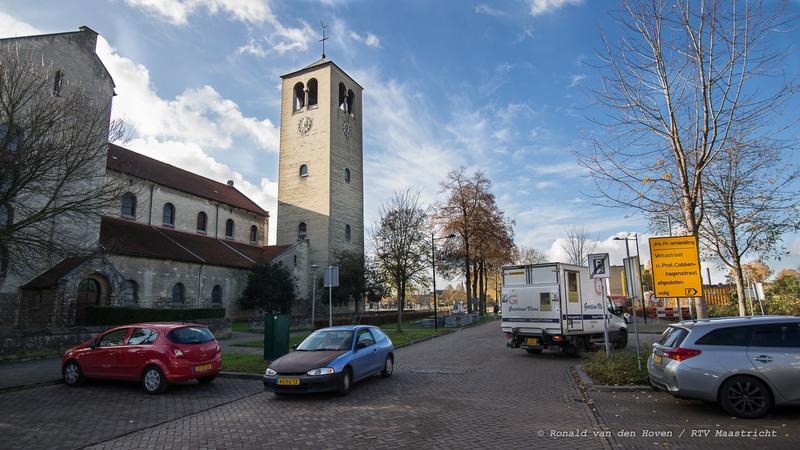 Voltastraat overgang dicht_Ronald van den Hoven / RTV Maastricht.