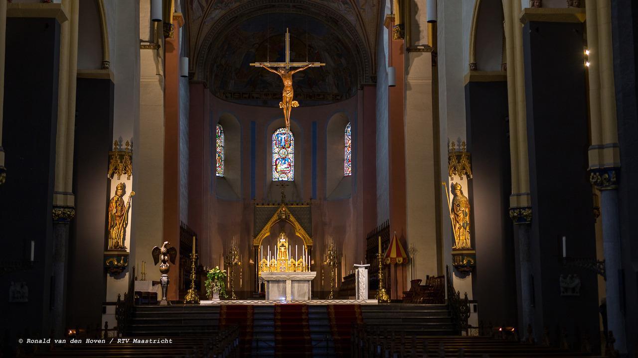 RTV Maastricht zendt kerkdiensten in aanloop naar Pasen live uit - RTV Maastricht