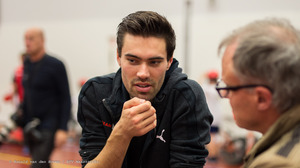 Dumoulin nog altijd kansrijk in Giro