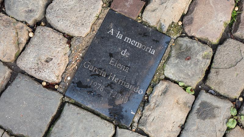 slachtoffer helpoort Elena Garcia Hemando_Ronald van den Hoven / RTV Maastricht.