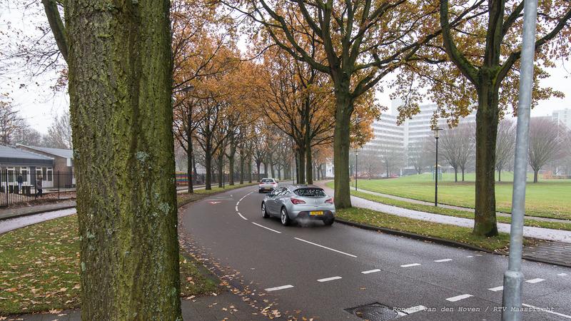 Hazendanslaan gevaarlijke oversteekplaats-2_Ronald van den Hoven / RTV Maastricht.