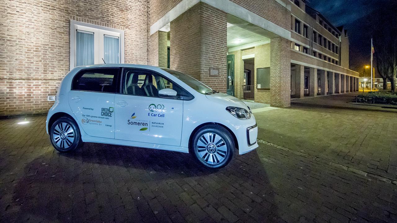 Informatieavond over gebruik van e cars van de gemeente someren - Witte salontafel thuisbasis van de wereldberoemde ...
